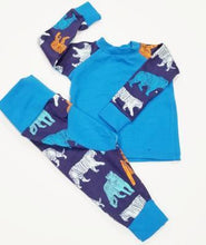 Tiger Jogger Set (2 piece) - Dribblebabies