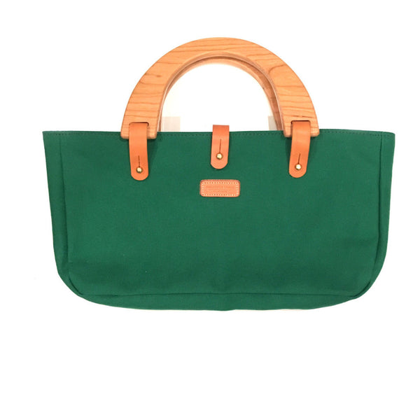 Bermuda Bag - Kelly green