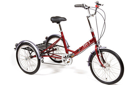 Tri-1 Adult Tricycle by Pashley (7 Speed)