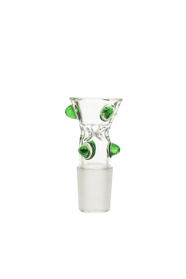 TAG - Multi Marble Water Pipe Slide - 18MM Male