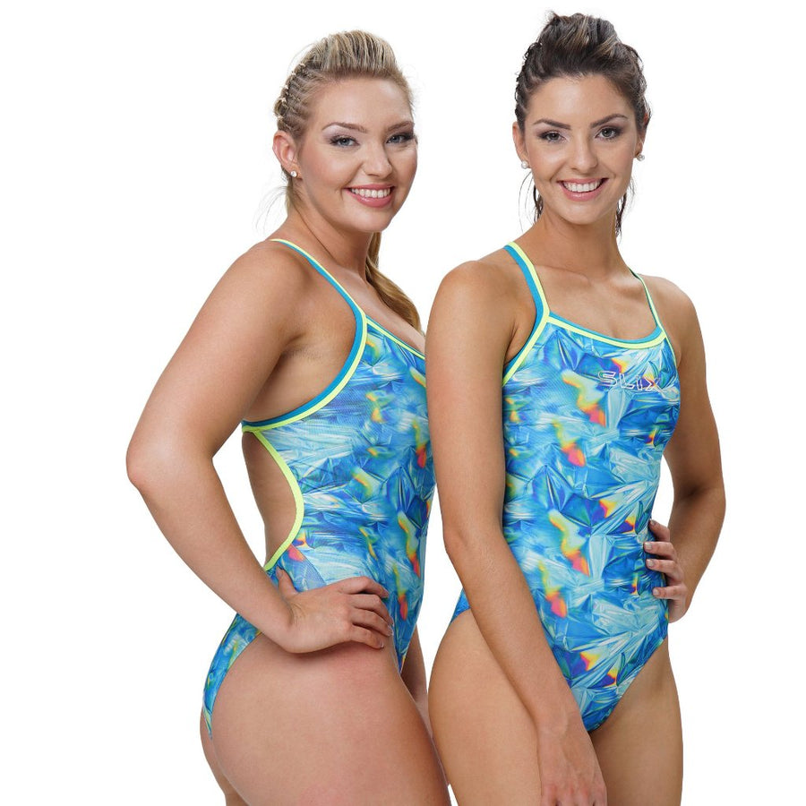 Girls swimsuit by Slix Australia