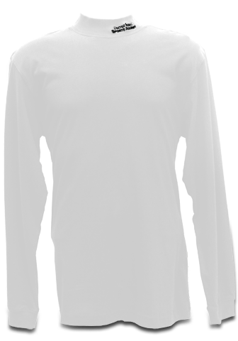 Shirt - Mock Turtleneck Men's Cotton