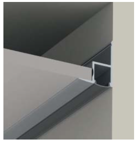 Aluminum Channel - MOSS-ALM-4538