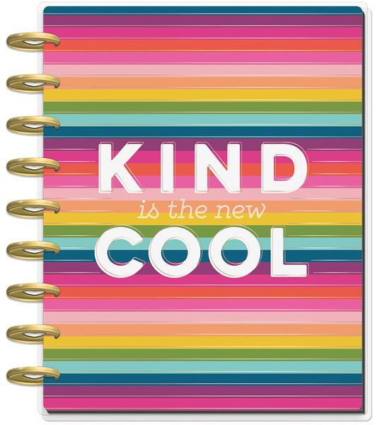 Classic Student Planner - Kind Is The New Cool - 12 Months (2019-2020)