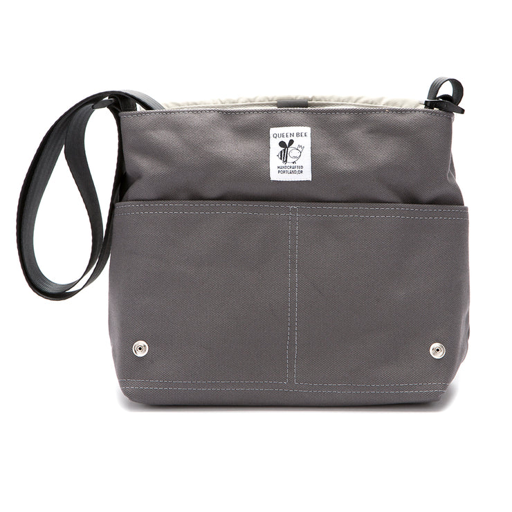 Canvas Truckette Messenger Bag - 'Minima'