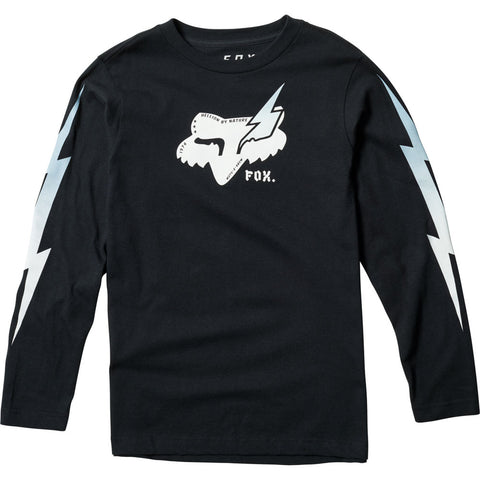 Fox Racing Boy's Youth Hellion Long Sleeve Graphic T-Shirt