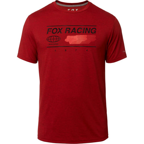 Fox Racing Men's Global Tech Graphic T-Shirt