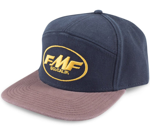 FMF Racing Men's Apex Snapback Hat