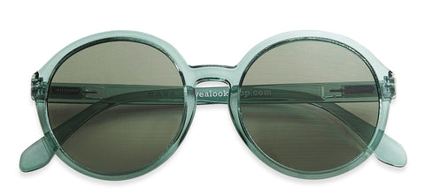Diva sunglasses in Grass Green - Limited edition by Have A Look