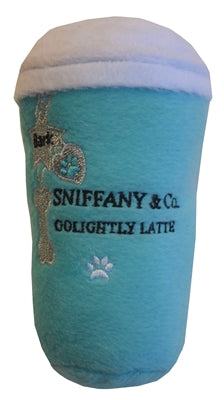 sniffany-and-co-golightly-latte-plush-dog-toy