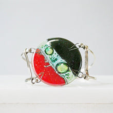 Fused Recycled Glass Bracelets Uni-T