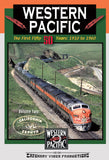 Western Pacific: The First Fifty Years: 1910 to 1960 Volume Two: California Zephyr • 72 minutes • Colour • Stereo Sound