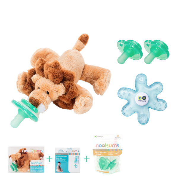 Lion Buddies Gift Set