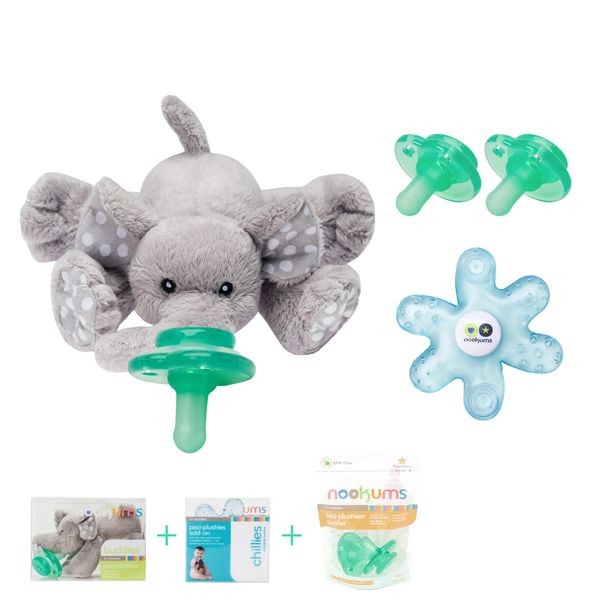 Elephant Buddies Gift Set