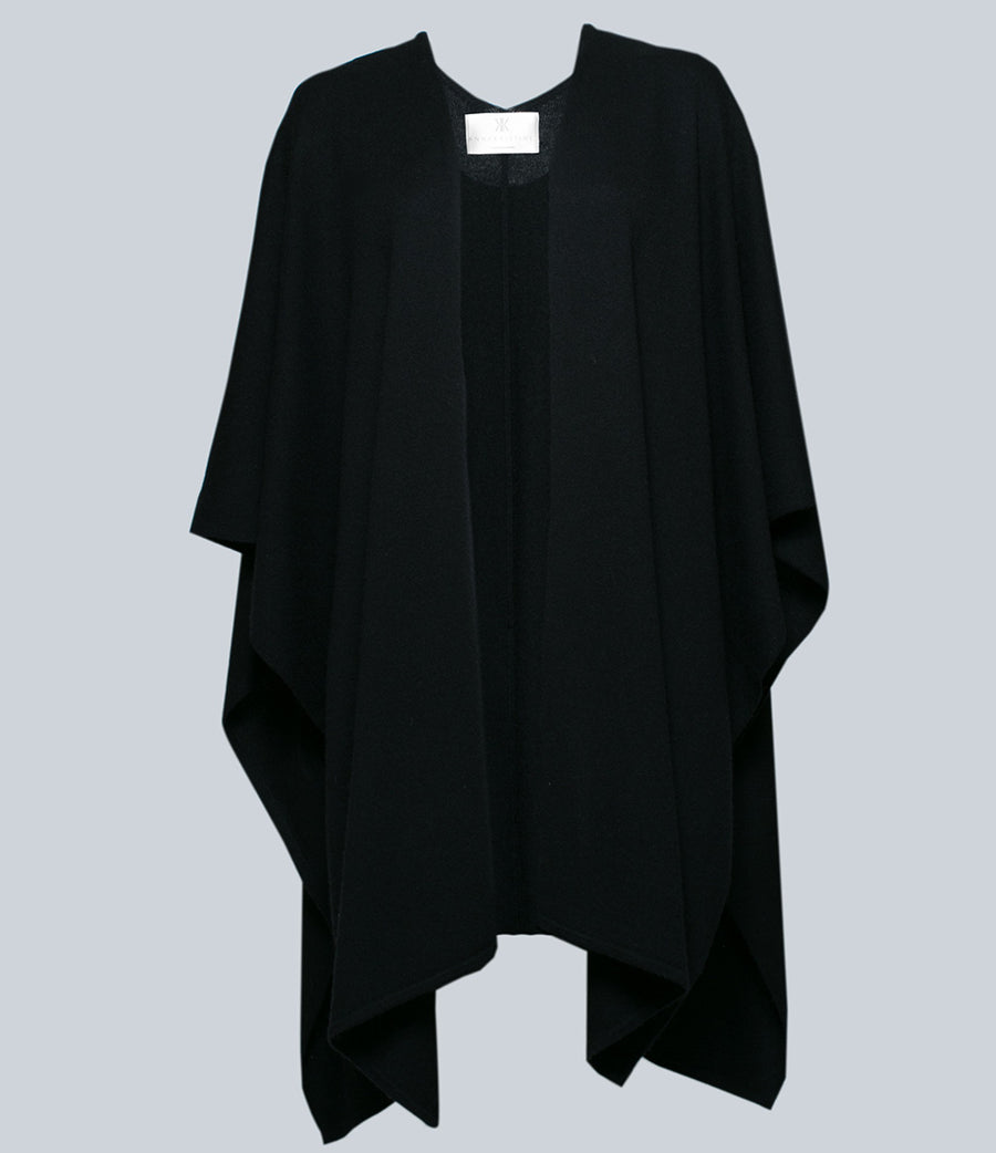 Obsidian Black Cape