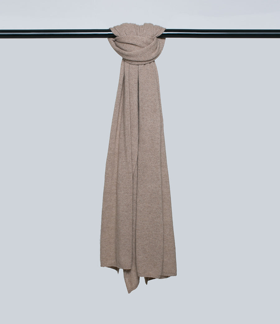 Pure Taupe Wrap