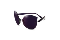 Purple with Rain Lenses