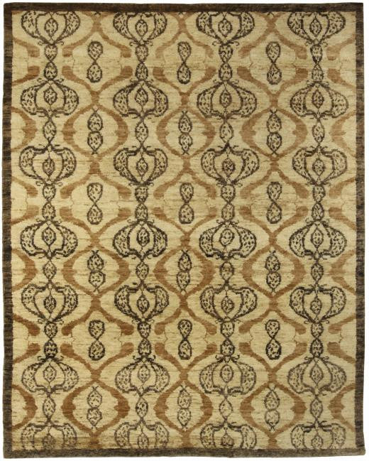 taj brown rug (hemp)