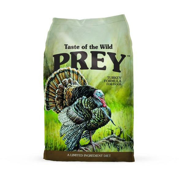 Taste Of The Wild Dog Prey Turkey Formula 25Lb