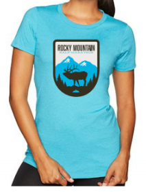 Rocky Mountain Elk Women's T-Shirt