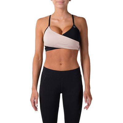 Destiny Sports Bra – Beige - Rise