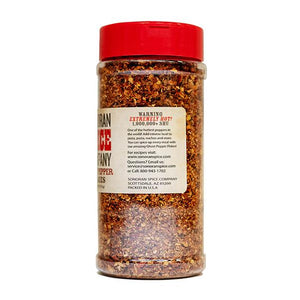 Ghost Pepper Flakes (Bhut Jolokia) - 4 Oz | Sonoran Spice