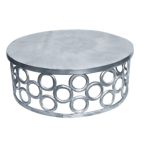 Olten Coffee Table, Aluminum