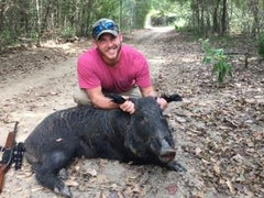 $399: 3 Day Hog Hunt: Buy One - Get One FREE. per person deal. free hunt for next trip