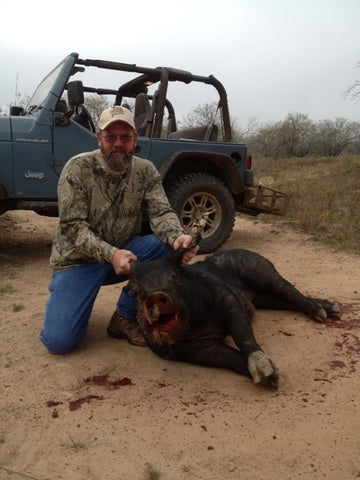 Add Monster Hog to your existing hunt package