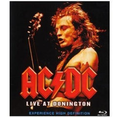 AC/DC: Live At Donington 1991 (Blu-ray) 2007 DTS-HD Master Audio 48kHz/24bit