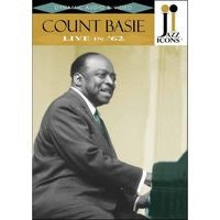 Count Basie: Jazz Icons 1962 DVD 2006