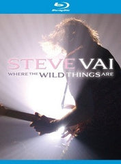 Steve Vai: Where The Wild Things Are 2007 (Blu-ray) DTS-HD Master Audio 2 Discs 2009