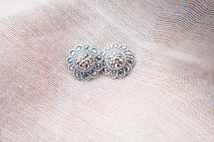 Marcasite Earrings - Vintage Style Jewellery by Chicago Marcasite Jewellery