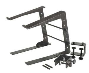 COMPACT LAPTOP STAND - DESK CLAMPS INC