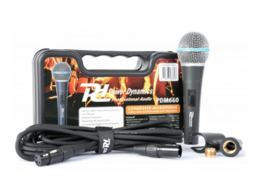 PDM660 CONDENSER MICROPHONE IN CASE
