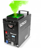 S2500 SMOKEMACHINE + 24 x 100W LED 4IN1 DMX