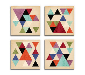 Tangent ( Set of 4 )