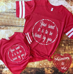 Mommy + Me: How Sweet It Is