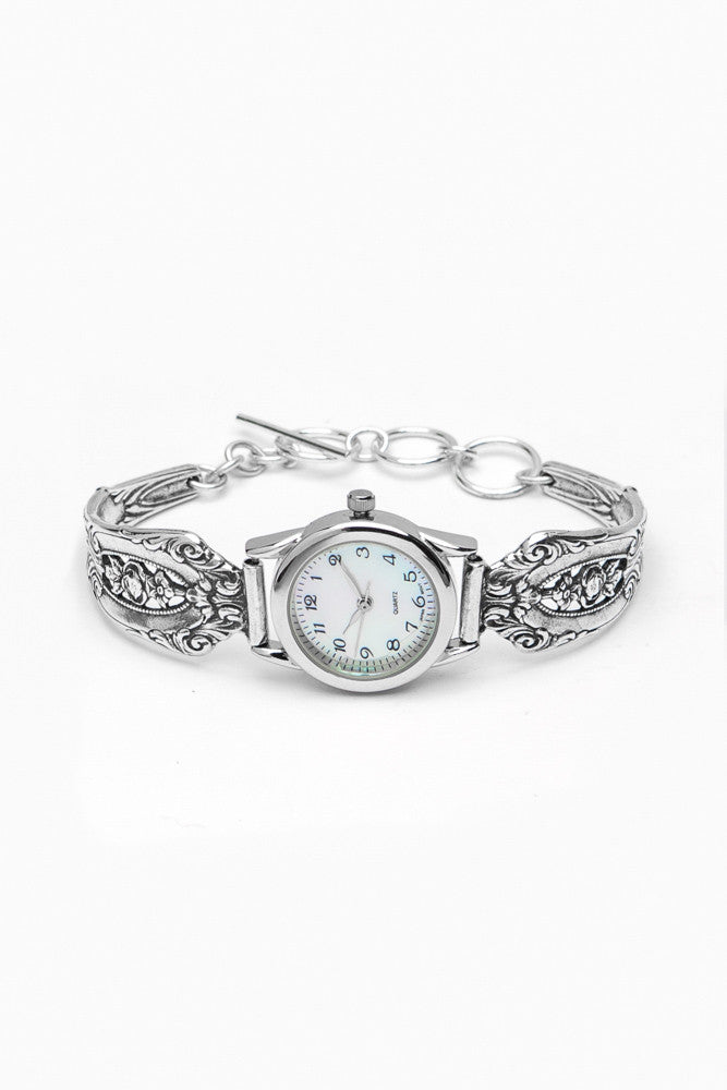 Empire Watch - Silver Spoon Jewelry