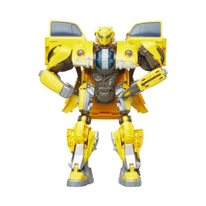 Bumblebee Movie Power Charger Bumblebee Figure by Hasbro