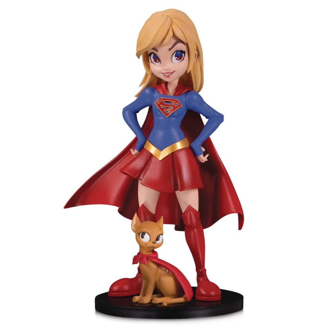 DC Artists Supergirl (Chrissie Zullo) Vinyl Statue by DC Collectibles