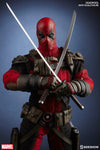 Deadpool 1/6th Scale Action Figure by Sideshow Collectibles-Sideshow Collectibles- www.superherotoystore.com-Action Figure - 2