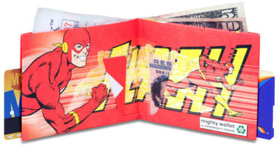 Flash Mighty Wallet-Dynomighty- www.superherotoystore.com-Wallet - 3