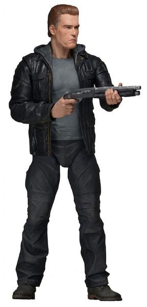 Terminator Genisys T-800 Action Figure by NECA-NECA- www.superherotoystore.com-Action Figure - 1