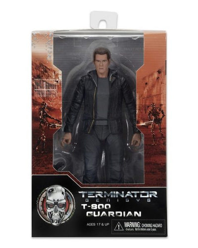 Terminator Genisys T-800 Action Figure by NECA-NECA- www.superherotoystore.com-Action Figure - 2