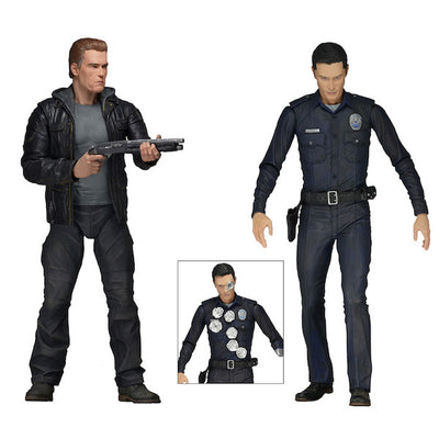 Terminator Genisys T-800 Action Figure by NECA-NECA- www.superherotoystore.com-Action Figure - 3