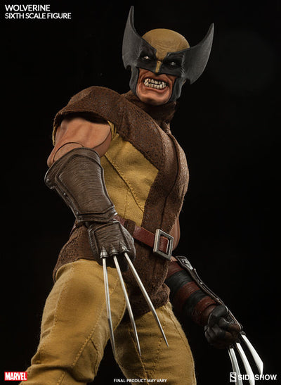 Wolverine Sixth Scale Action Figure-Sideshow Collectibles- www.superherotoystore.com-Action Figure - 10