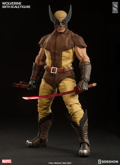 Wolverine Sixth Scale Action Figure-Sideshow Collectibles- www.superherotoystore.com-Action Figure - 3