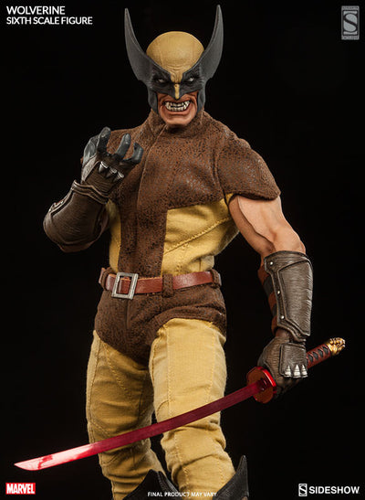 Wolverine Sixth Scale Action Figure-Sideshow Collectibles- www.superherotoystore.com-Action Figure - 4