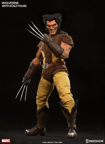 Wolverine Sixth Scale Action Figure-Sideshow Collectibles- www.superherotoystore.com-Action Figure - 7